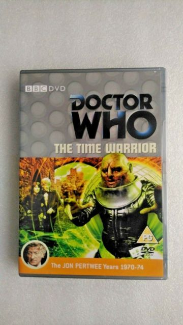 Doctor Who - Time Warrior (DVD, 2007) - Jon Pertwee